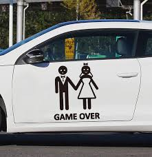 Top 9 Most Popular Games Car Decal Brands And Get Free Shipping A934
