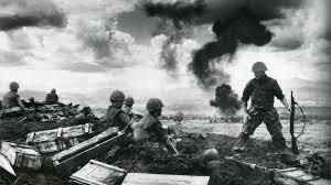white solrs war army monochrome