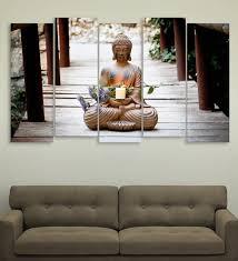 frames buddha beautiful art panels