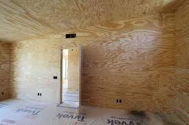 plywood walls plywood interior