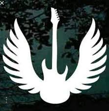 Little Angel Wings Deity Wall Art Sticker Decal Blue For Sale Online Ebay