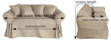 chair and sofa slipcovers