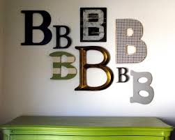 The Letter B A Wall Collage For The Boys Room Wendy Hyde Lifestyle