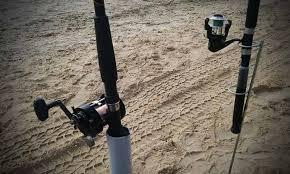 diy homemade fishing rod holders for
