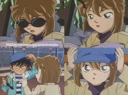 Conan Edogawa and Ai Haibara | Detective Conan Wiki