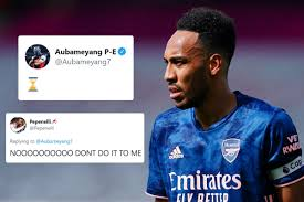 Aubameyang sends Arsenal fans wild as ...