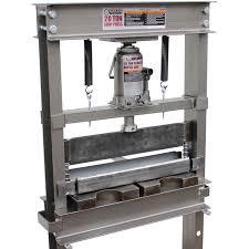 press brake heavy duty diy builder kit