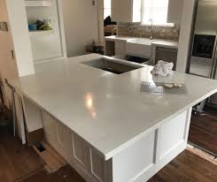 everything white concrete countertops
