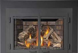 fireplace doors the 1 glass fireplace
