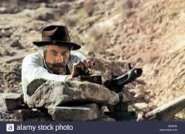 JAMES COBURN un pugno di dinamite; GIU LA TESTA (1971 Foto stock ...