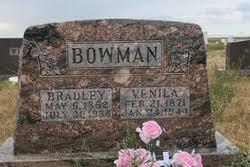 Bradley Bowman (1852-1938) - Find A Grave Memorial
