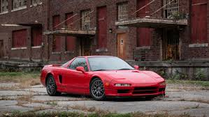 1999 Acura NSX Zanardi Edition brings in $135,000 on Bring a ...
