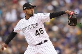 German Marquez agrees to contract extension with Colorado Rockies ...
