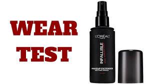 l infallible pro spray set