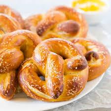 homemade soft pretzels brown e baker