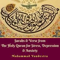 surahs verse from the holy quran for stress depression