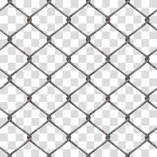 Metal Chain Fence Cc Large Gray Metal Wire Fence Transparent Background Png Clipart Hiclipart