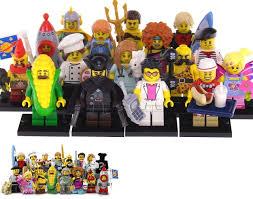 Action Figures 40150: Lego Minifigures Series 17 71018 Dwarf ...
