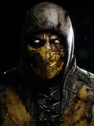 scorpion mortal kombat x wallpapers hd