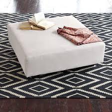 west elm kilim rug traced diamond