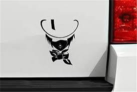 Amazon Com Car Decal Sticker Car Sticker Alan Walker Decal Allen Walker D Gray Man Car Sticker Home Kitchen