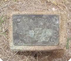Ola Smith Hudgens (1913-1931) - Find A Grave Memorial