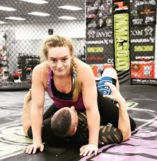 California's Aspen Ladd earns 2nd UFC win at 'UFC 229' – CONAN Daily