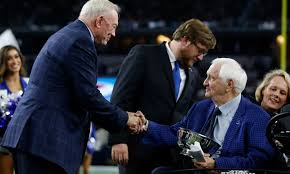 Troy Aikman disappointed Jimmy Johnson not in Cowboys' Ring of Honor