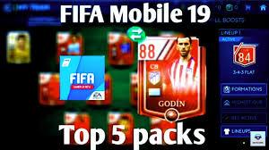 FIFA MOBILE 19 -
