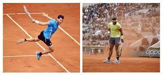 Roland Garros 2019 Men's Singles Finalists : tennis