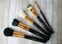 bh cosmetics face essentials brush set