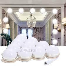 vanity mirror lights kit fixture strip