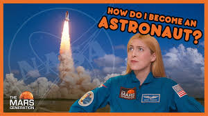 """Abigail Harrison   Aspiring Astronaut on Twitter: """"One of the most common  questions I get asked is """"How can I become an #astronaut?"""" Well, in the  NEWEST episode of @TheMarsGen's #AskAbby show,"""