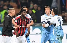 Lazio vs Milan Italy Serie A 04-07-20: pronostico e formazioni