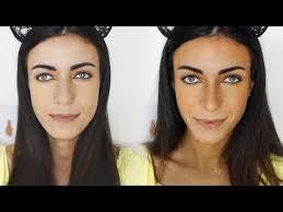 how to look more tan using makeup no