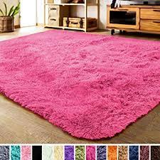 lochas luxury velvet area rug