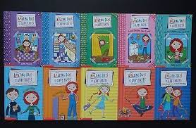 Lot 10 The Amazing Days of Abby Hayes Books by Anne Mazer RL5 | #1537631271