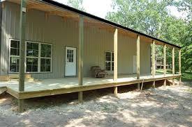 this awesome 30 x 56 metal pole barn