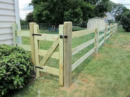 Pin On How To Build A Split Rail Fence Gate