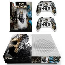 Game For Honor Skin Sticker Decal For Xbox One S Console And Controllers For Xbox One Slim Skin Stickers Vinyl Consoleskins Co