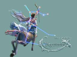 zodiac sign sagittarius wallpapers