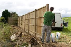 Fence Installation Fence Erecting Service Rochdale And Greater Manchester Pennine Fencing Landscaping