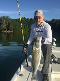lake lanier fishing report june 23 2018
