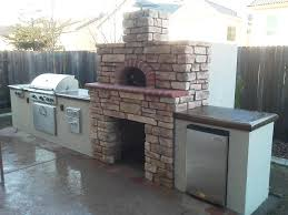 outdoor pizza ovens smokers