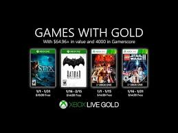 xbox games with gold march 2019