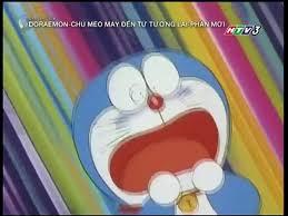 Doremon Tiếng Việt HTV3 Tập 67 - Kẹo biến hình đầu đuôi + Con tem ...