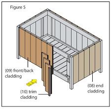 building a deck diy deck deck box