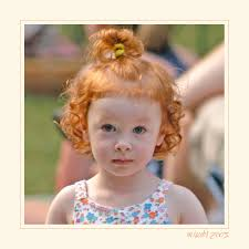 Little Redhead | A little redhead at a jazz concert. | myrna Jacobs | Flickr
