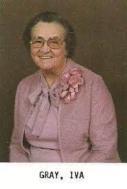 """Iva Edna """"Ivy"""" Butler Gray (1905-2001) - Find A Grave Memorial"""