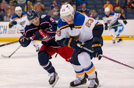 St. Louis Blues Loss Of Dmitrij Jaskin Means Young Players Must Step Up